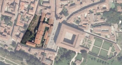 Progetto di ristrutturazione complesso Ex Santa Margherita in Piazza Borromeo