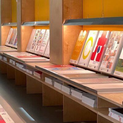 """Sala del """"Compasso d'oro alla carriera"""" Museo ADI"""